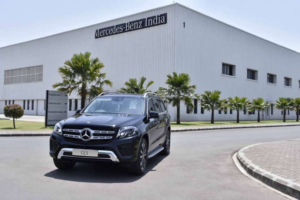 Mercedes-Benz GLS Grand Edition Launched In India At Rs. 86.90 Lakh
