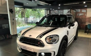 New-Gen Mini Countryman Launch In India At Rs. 34.90 Lakh 8