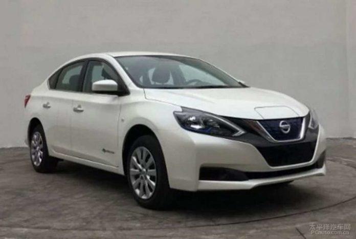 Nissan-Sylphy-EV