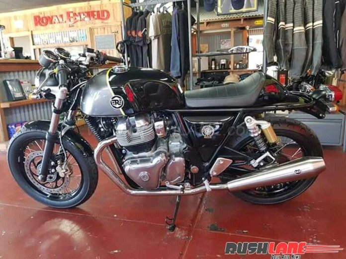 Royal Enfield 650 Twins New Liveries_