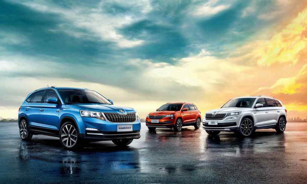 Skoda Kamiq Crossover Revealed In Official Images Ahead Of Beijing Debut