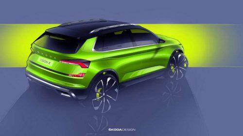 Skoda Vision X Concept 5