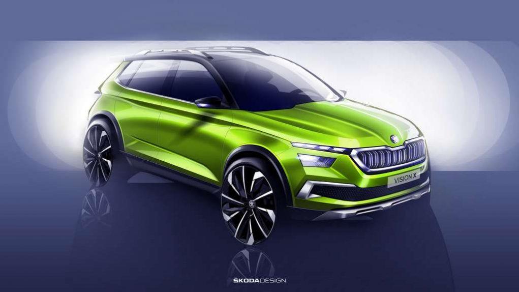 Skoda Vision X Concept 6