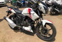 TVS Apache RTR 160 Race Edition India Launch, Price, Engine, Specs, Mileage 15