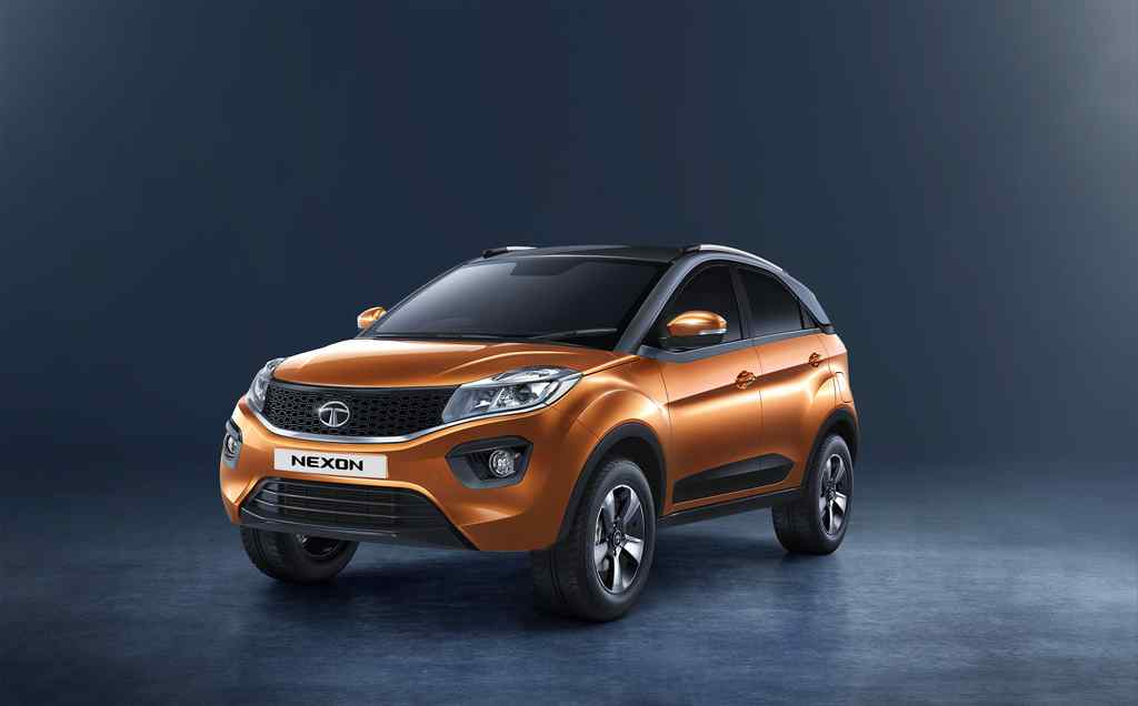 Tata Nexon AMT Booking Officially Commence In India For Rs. 11,000 (Nexon Hyprdrive Self-Shift Gears)