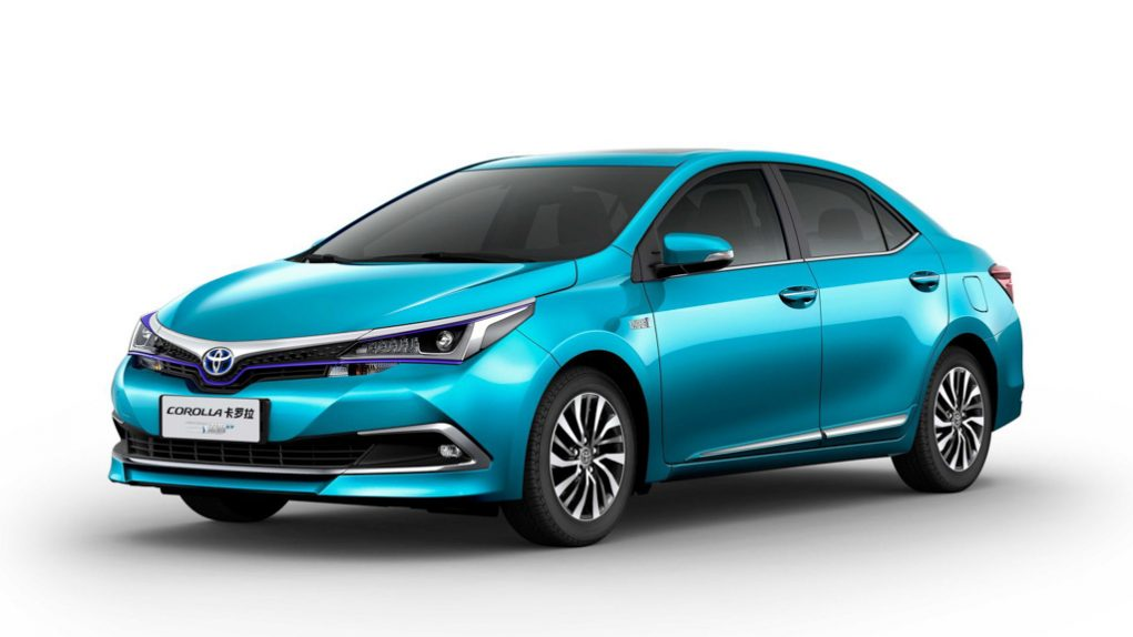 Toyota Corolla Plug-In Hybrid