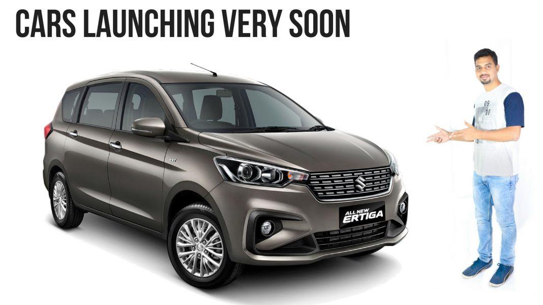 cars launching very soon