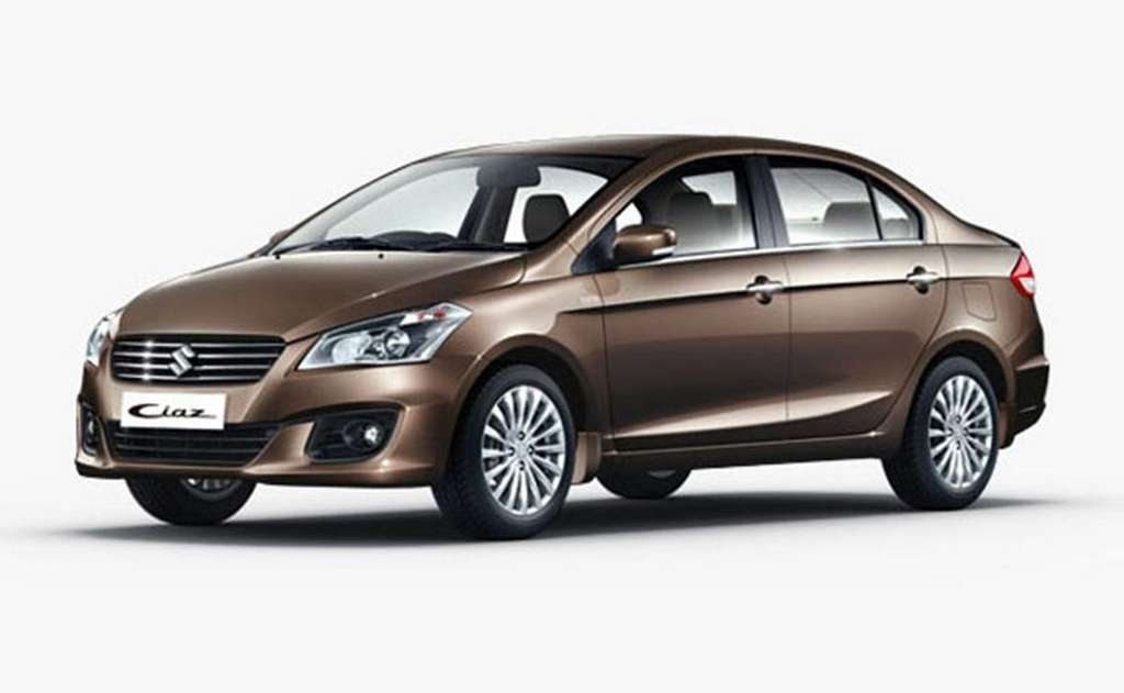 maruti ciaz most sold sedan