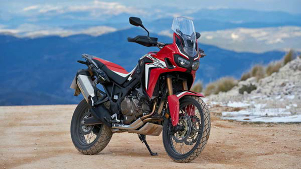updated honda africa twin to launch in india this july. Black Bedroom Furniture Sets. Home Design Ideas