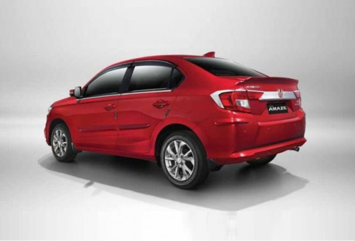 2018 Honda Amaze Accessories Officially Revealed_