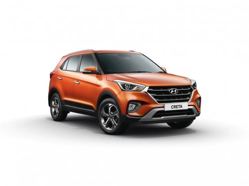 2018 Hyundai Creta Facelift Launched In India, Price, Specs, Features 3