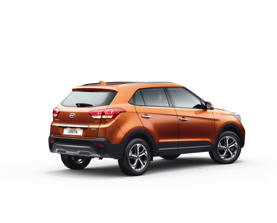 2018 Hyundai Creta Facelift Launched In India, Price, Specs, Features 4