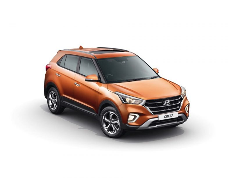 2018 Hyundai Creta Facelift Launched In India, Price, Specs, Features