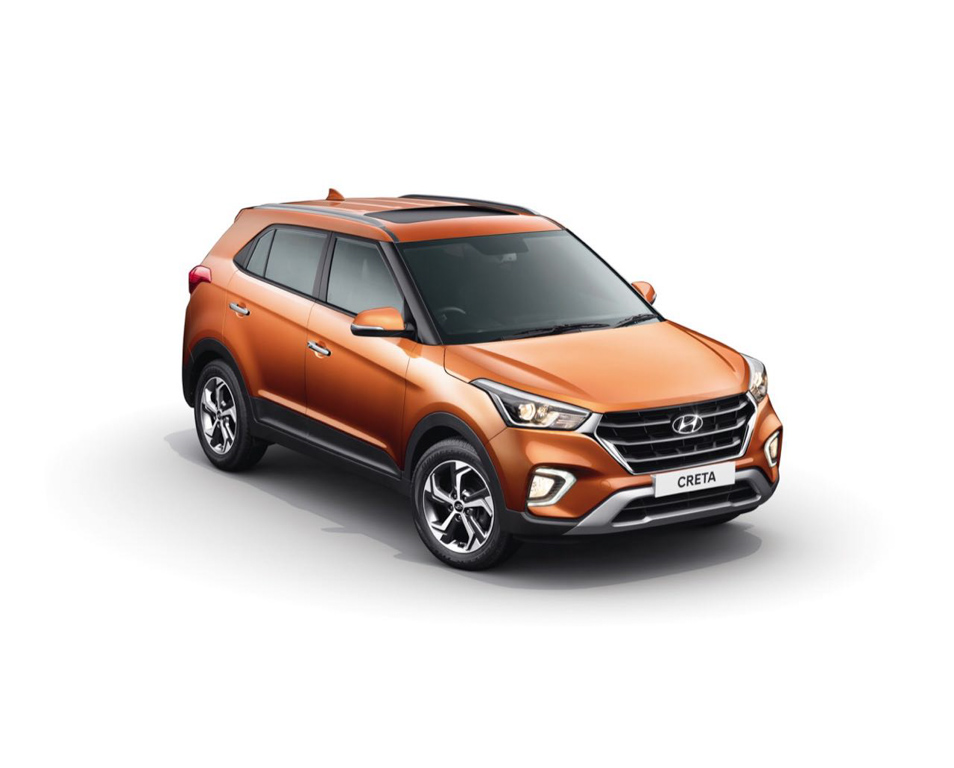2018 Hyundai Creta Facelift S India Launch Price Specs Features Pics