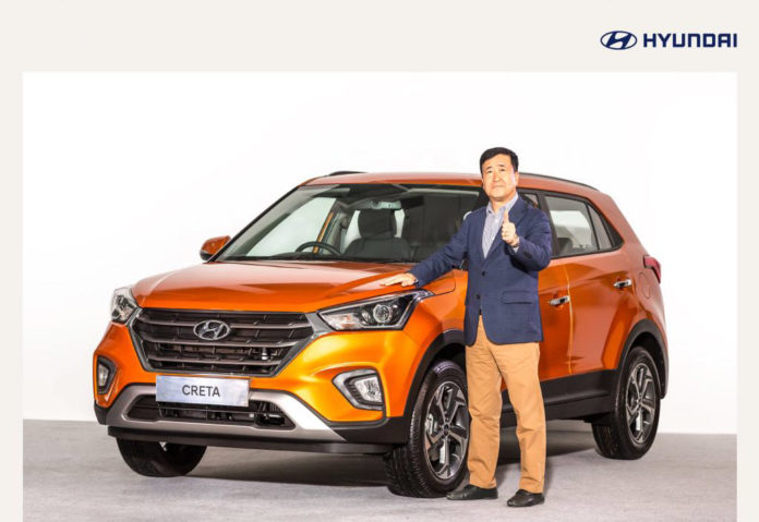 2018 Hyundai Creta Launched In India