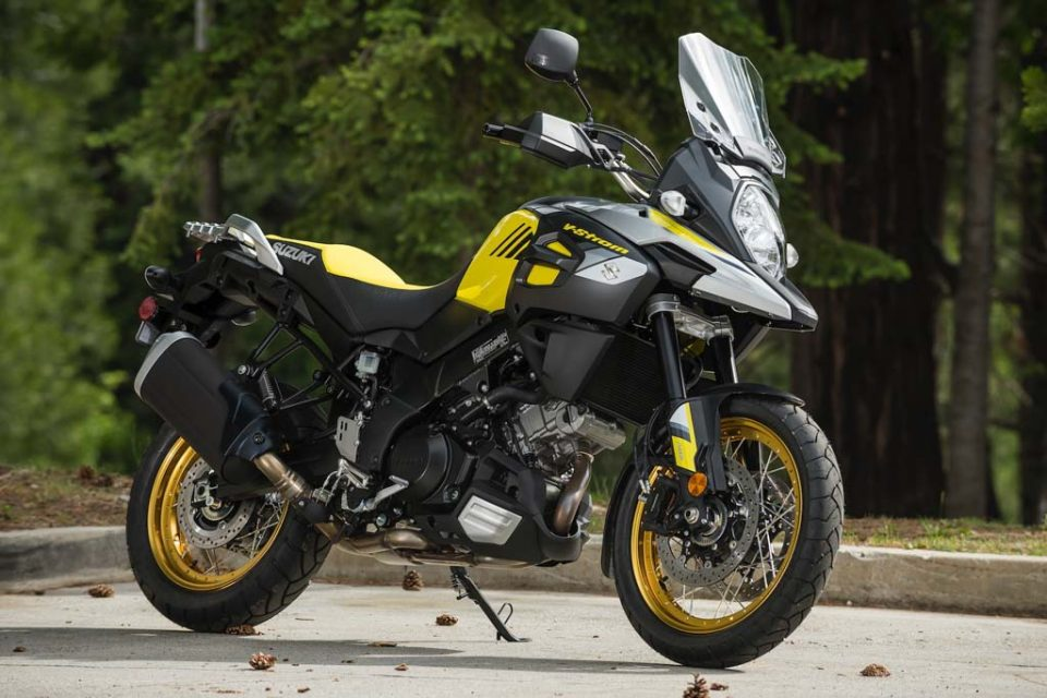 Suzuki Motorcycle launches new edition of V-Strom 650XT at