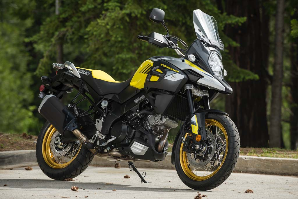 2018 suzuki v strom 650 xt to launch in india with. Black Bedroom Furniture Sets. Home Design Ideas