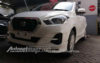 2019 Datsun Go Facelift Spied With Exterior Changes And CVT Badge