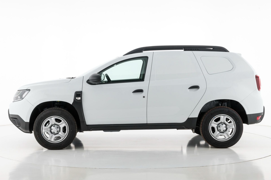 here 39 s factory fitted lcv version of duster named the fiskal