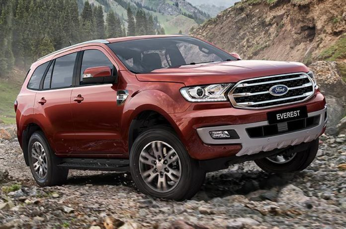 2019-ford-endeavour-3 (Ford Endeavour New 2.0L Diesel Engine)