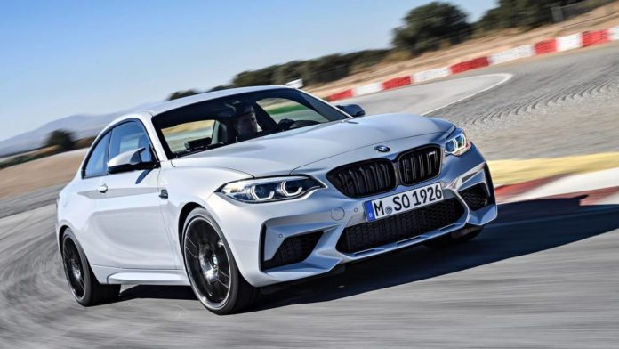 BMW-M2-Competition-to-launch-in-India-soon