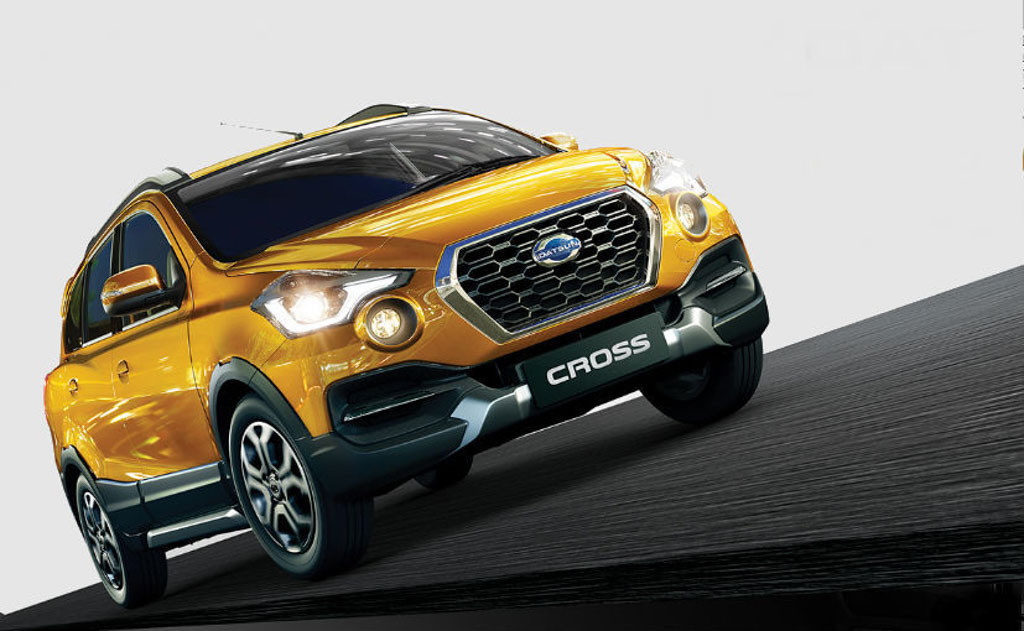 Datsun Cross India 1