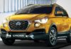 Datsun Cross India