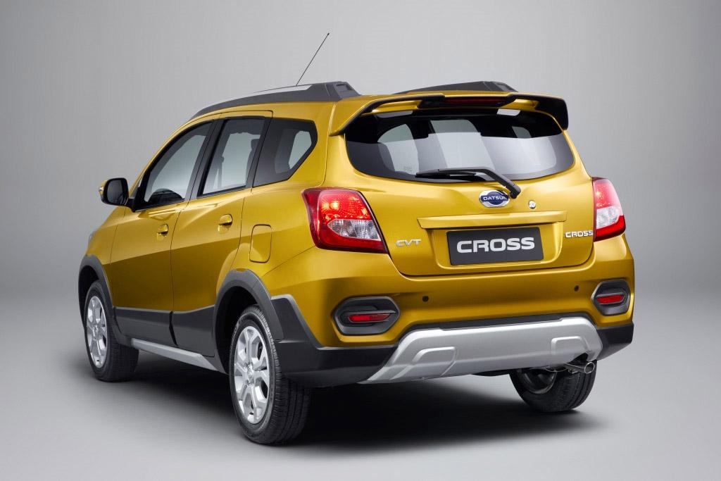 Datsun Cross India 4