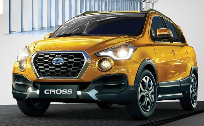 datsun cross india launch