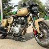 Dirt Machine Custom's Combat Based On Classic 500 Is Alluring 10