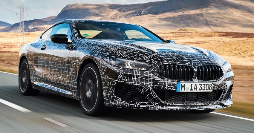 Flagship BMW 8 Series Officially Debuting On June 15 At Le Mans 1