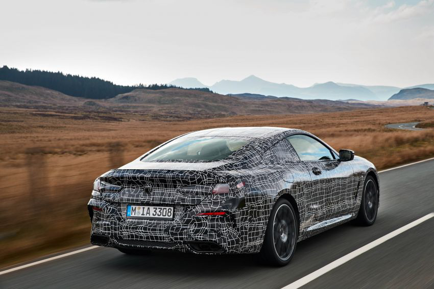 Flagship BMW 8 Series Officially Debuting On June 15 At Le Mans 2