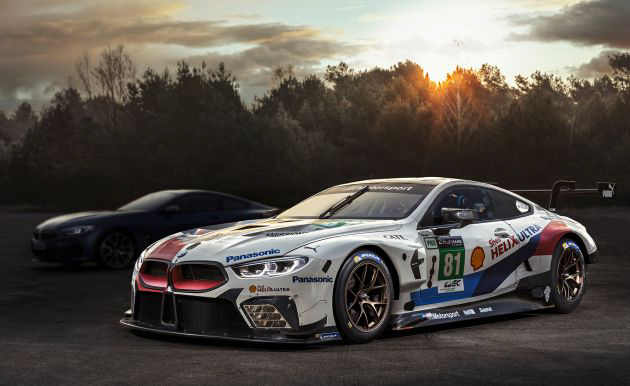 Flagship BMW 8 Series Officially Debuting On June 15 At Le Mans