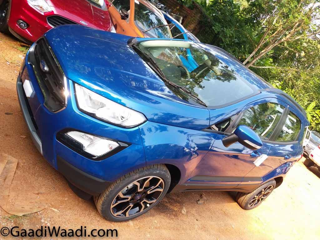 Ford EcoSport To Get Mahindra's 1.2L Turbo Petrol Engine By Early 2021