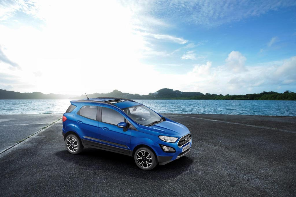 Ford EcoSportS and Signature Edition launched in India