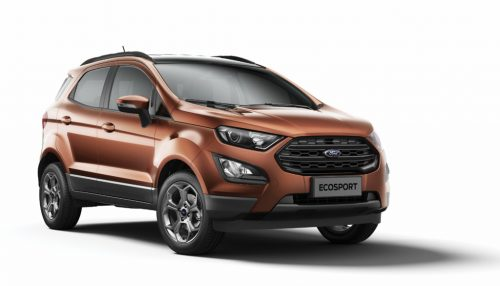 Ford EcoSport S And Signature Editions Launched With Sunroof In India 1