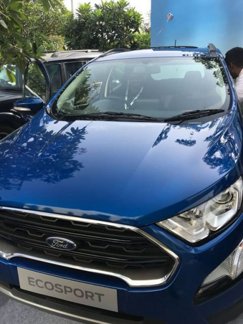 Ford EcoSport Signature SVP and EcoSport S India Launch, Price, Specs, Features, Booking 3
