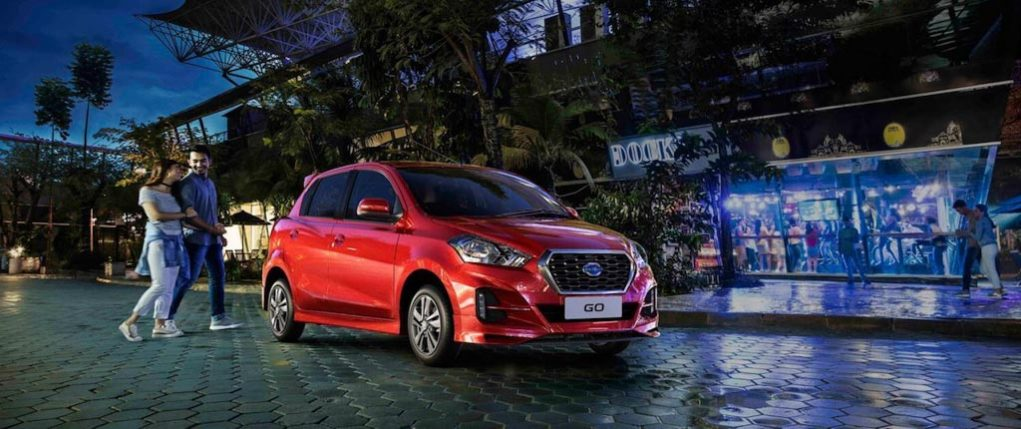 India-Bound 2018 Datsun GO And GO+ Launched In Indonesia