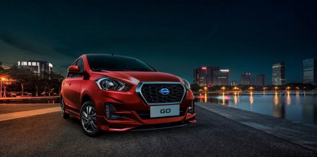 India-Bound 2018 Datsun GO And GO+ Launched In Indonesia 2