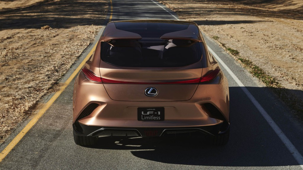 Lexus Lq Could Be Production Name Of Lf 1 Limitless Concept