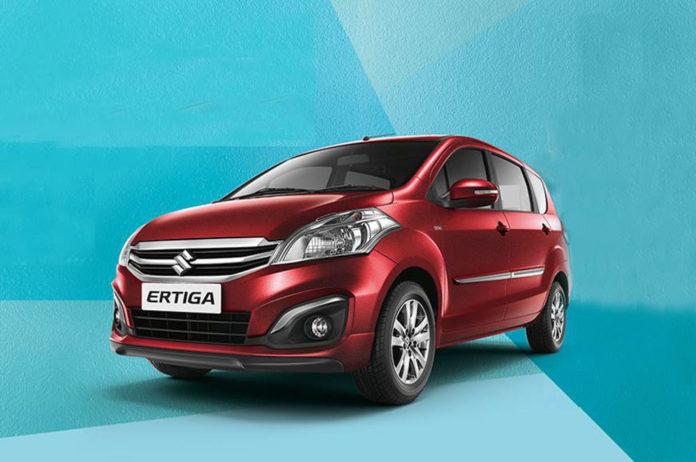 Maruti Suzuki Ertiga Limited Edition Launched In India At Rs. 7.80 Lakh 1