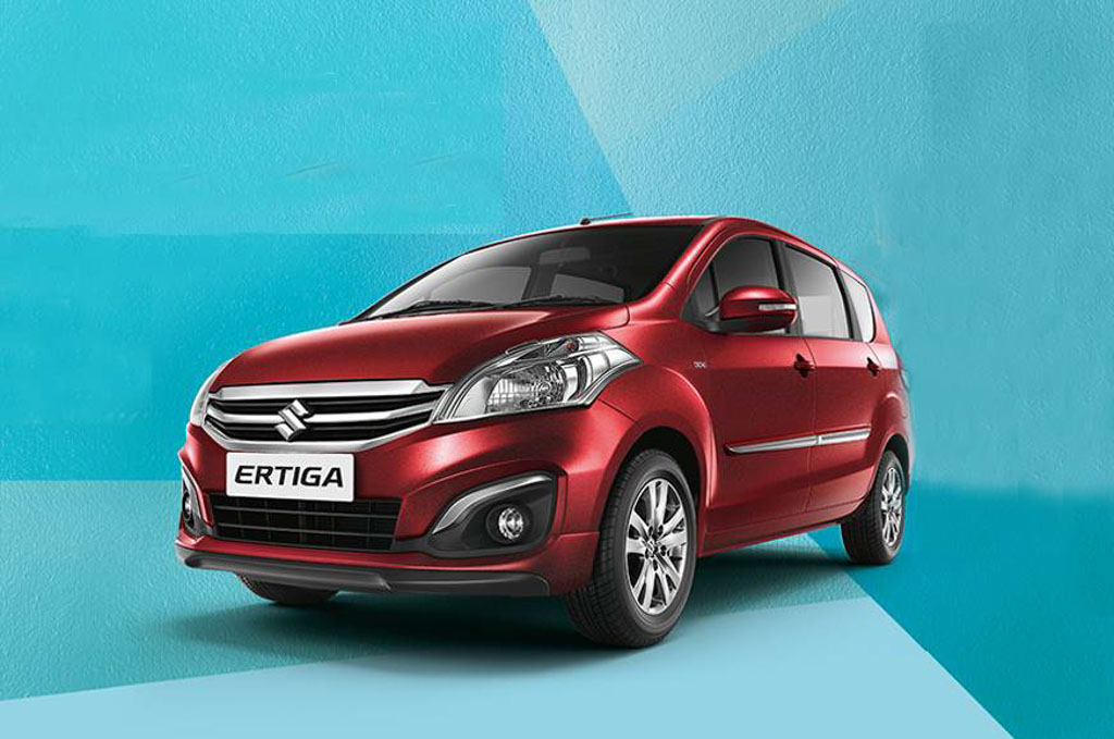 Maruti Suzuki Ertiga Limited Edition Launched In India At Rs. 7.80 Lakh 1