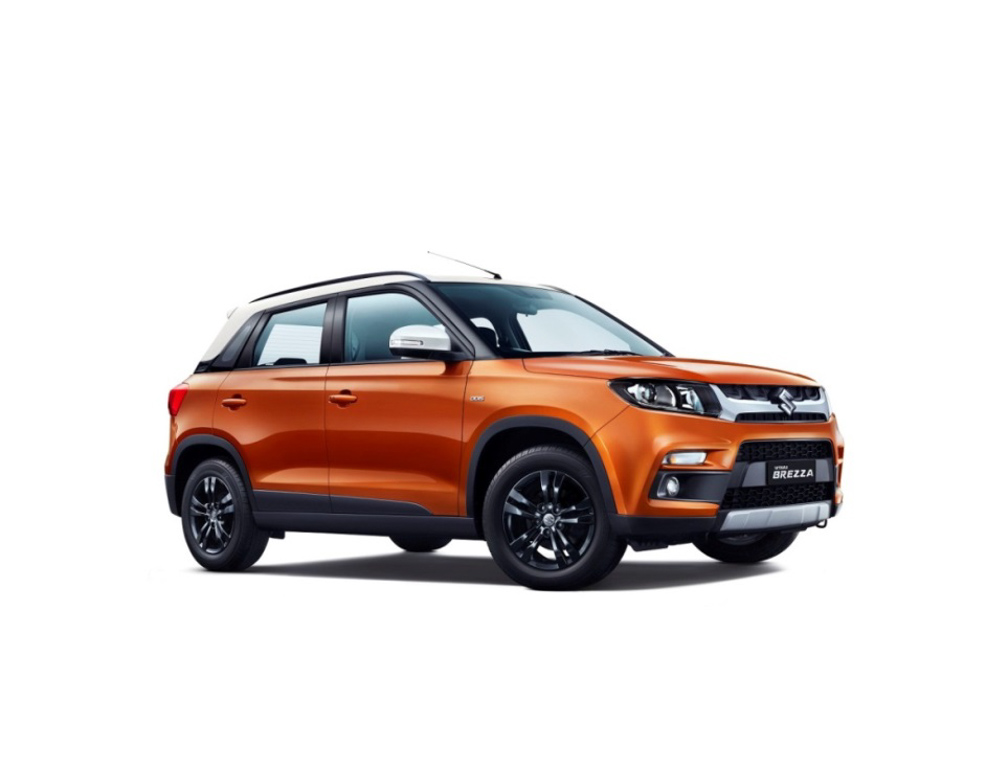 Maruti Vitara Brezza AMT Launched In India At Rs. 8.54 Lakh