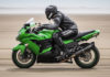 Motorcycle World Speed Record On Sand Zef Eisenberg