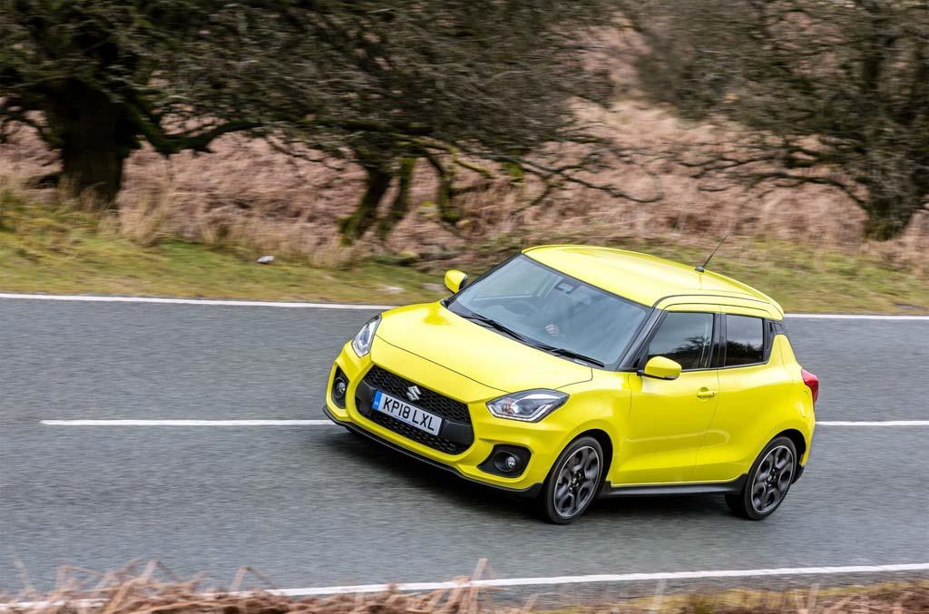 Suzuki Swift Sport Bhp Increase
