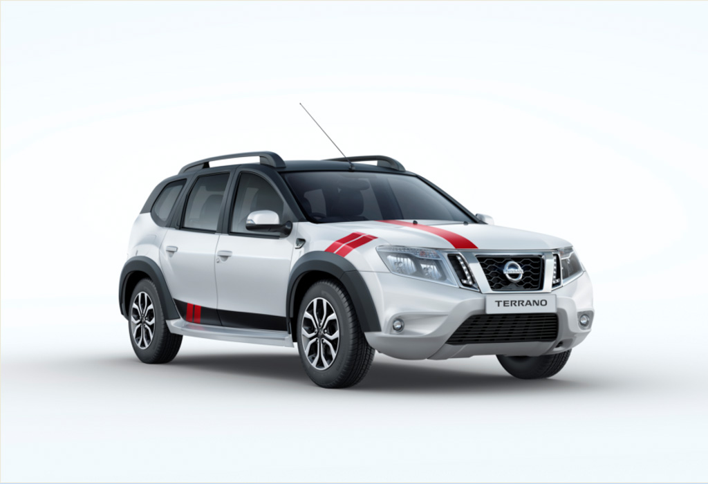 Nissan Terrano Sport_Right