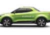 Production Hyundai Santa Cruz Pickup Rendered