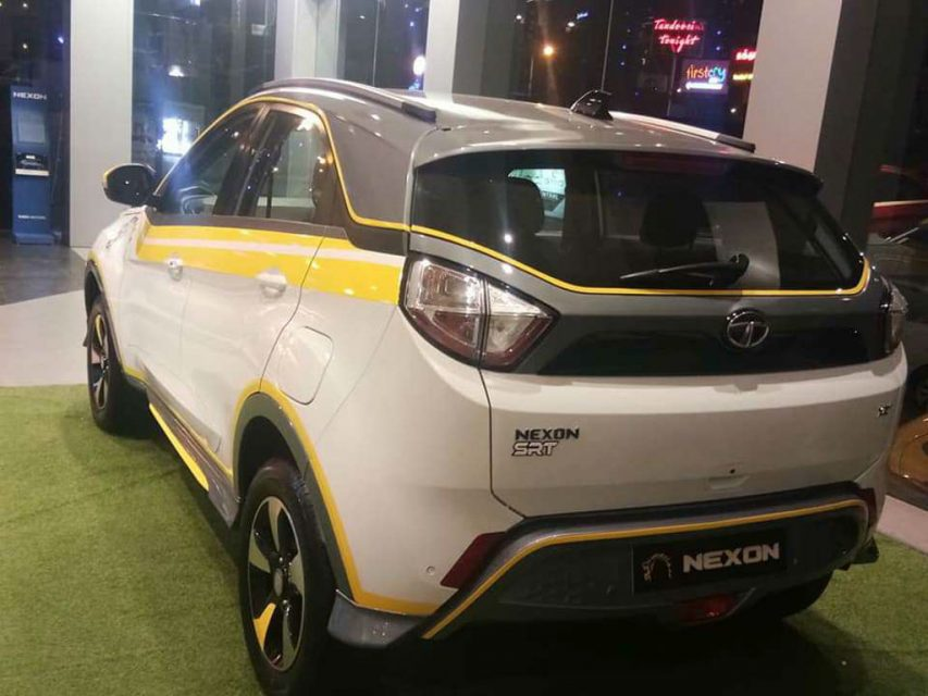 Tata Nexon Chennai Super Kings IPL Edition 1