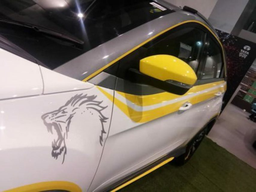 Tata Nexon Chennai Super Kings IPL Edition 2