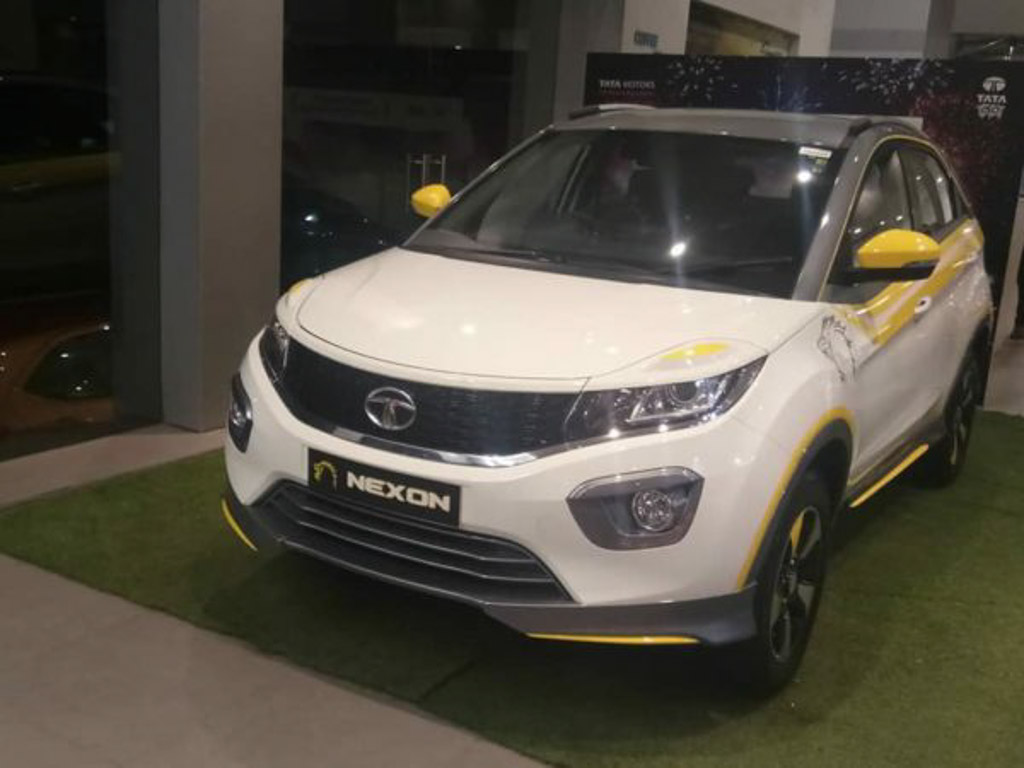 Tata Nexon Chennai Super Kings IPL Edition